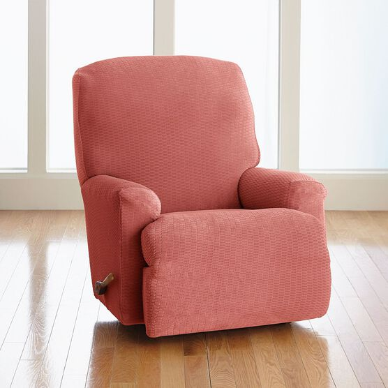 BH Studio Brighton Stretch Recliner Slipcover,