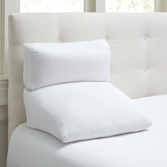 Flip Pillow, WHITE