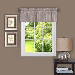 "Sydney 58"" x 14"" Window Curtain Valance,"