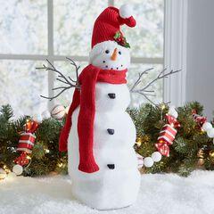 Marshall the Snowman,