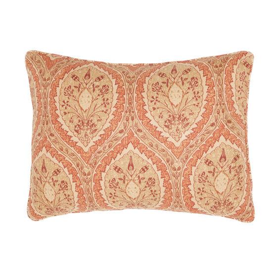 Josephine Breakfast Pillow, RED MULTI