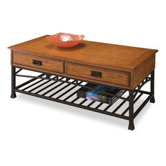Modern Craftsman Coffee Table,