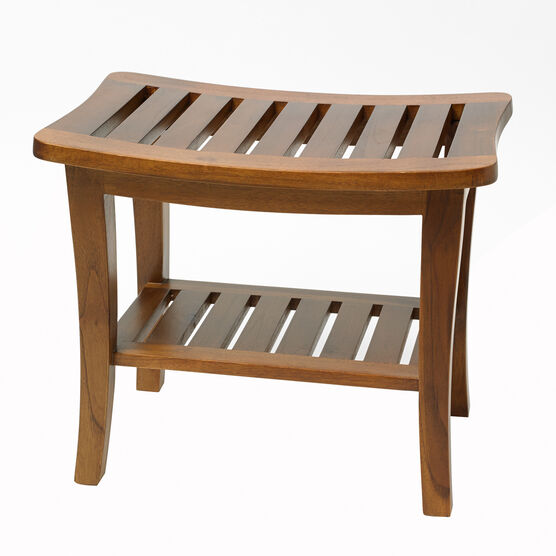 Prime Teak Wood Bath Seat Bench Inzonedesignstudio Interior Chair Design Inzonedesignstudiocom