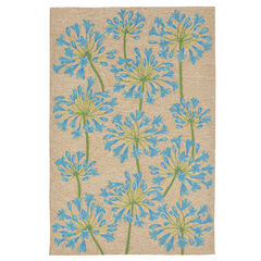 Dandelion Indoor/Outdoor Rug,