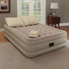 Air Mattress & Bedding Set , TAUPE