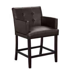 Pearce Extra-Wide Counter Stool,