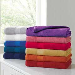 BrylaneHome® Studio Oversized Cotton Bath Sheet Towel,