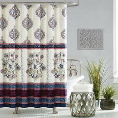Jessica Simpson Verbena Shower Curtain,