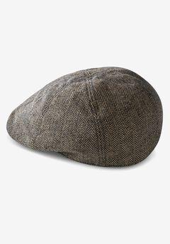 Tweed Cap,