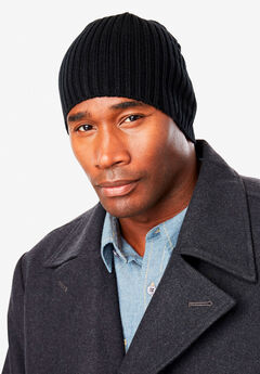 Liberty Blues® Knit Hat, BLACK