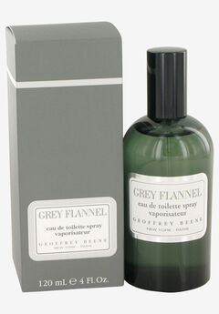 Grey Flannel for Men by Geoffrey Beene 4 oz. Eau De Toilette Spray,