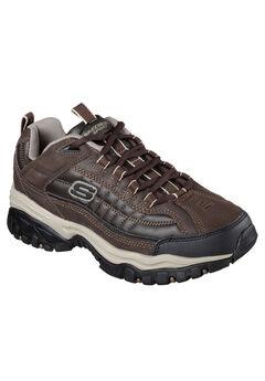 Energy Downforce Lace-Up Sneaker by Skechers®,