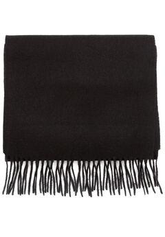 Extra Long Scarf, BLACK