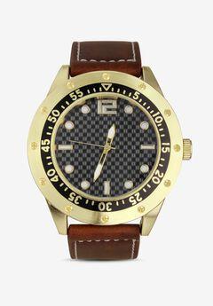 Gold Metal Watch,