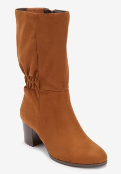 The Magnolia Boot , BROWN