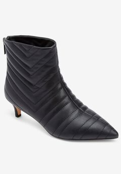 The Drusilla Bootie , BLACK