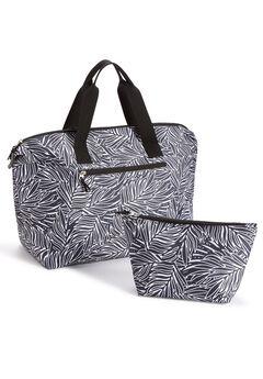 2-Piece Weekender Bag Set,