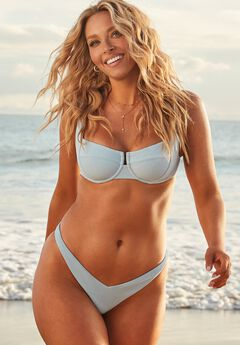 Camille Kostek The Camille Underwire Bikini Set,