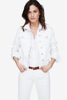 Cropped Denim Jacket,