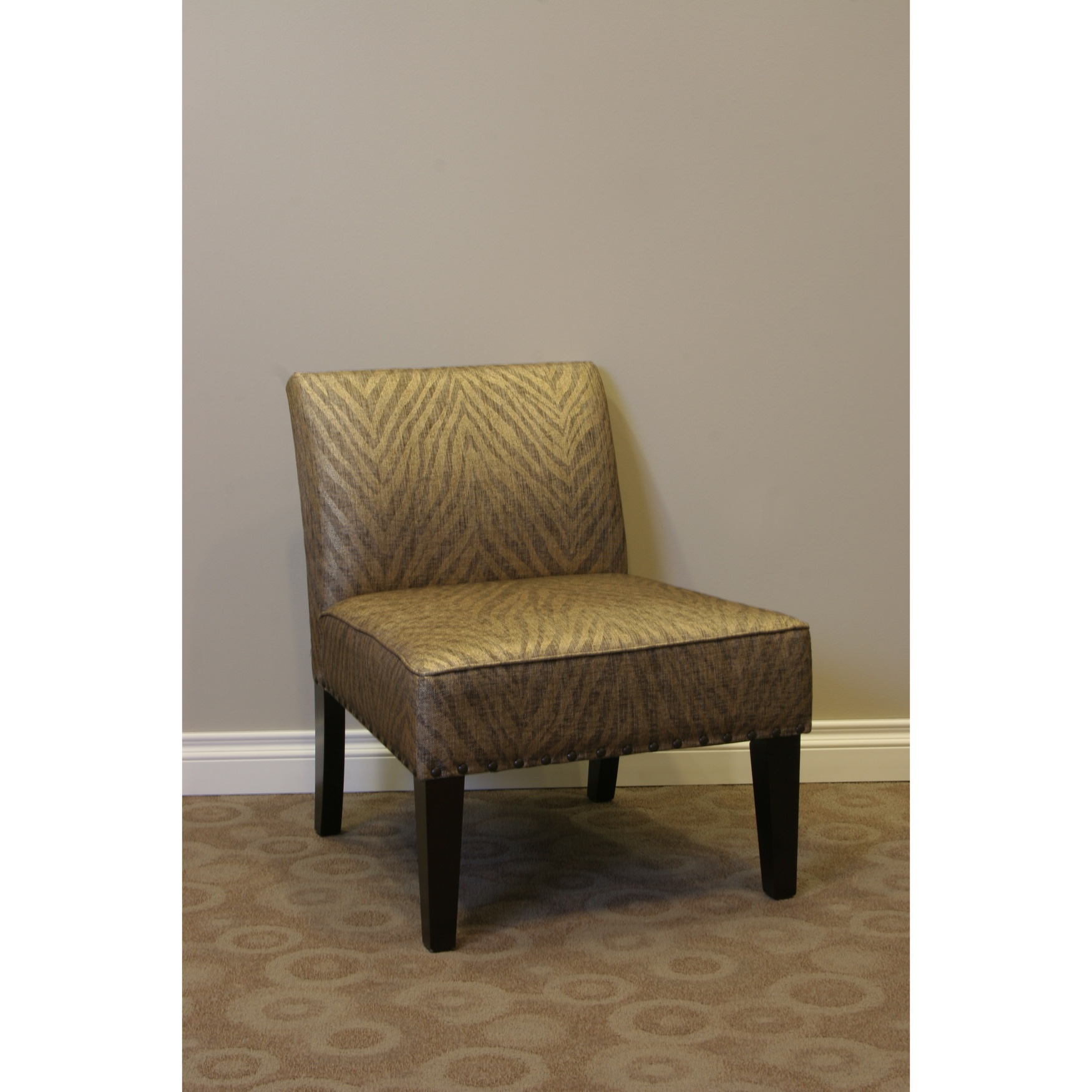 Belina Accent Chair , LINEN