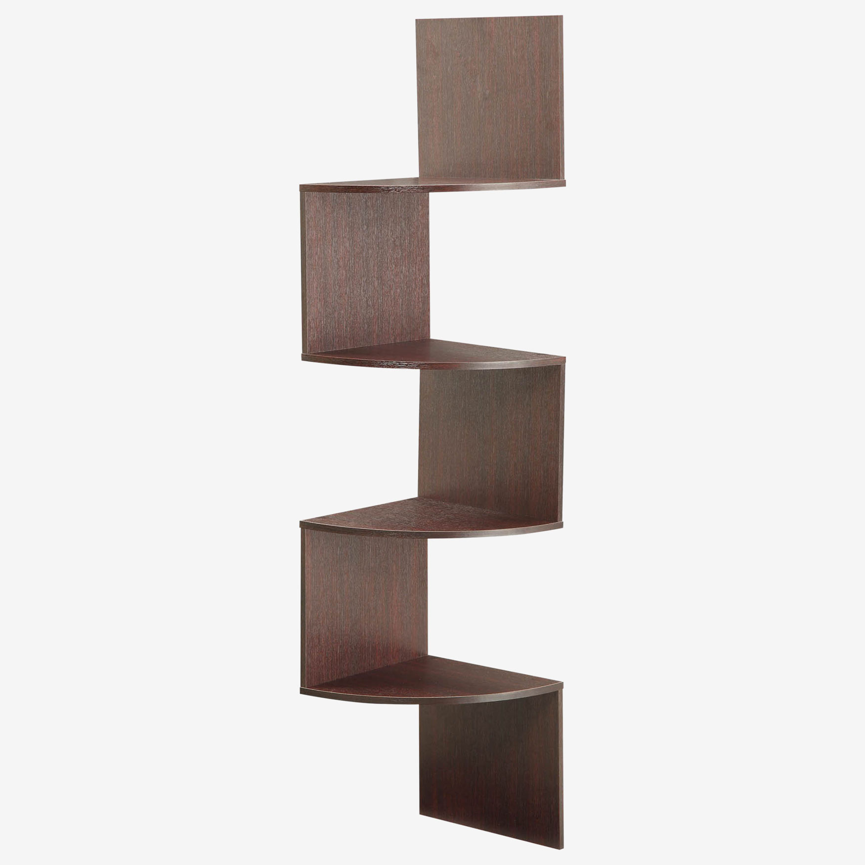 Hanging Corner Storage, CHERRY