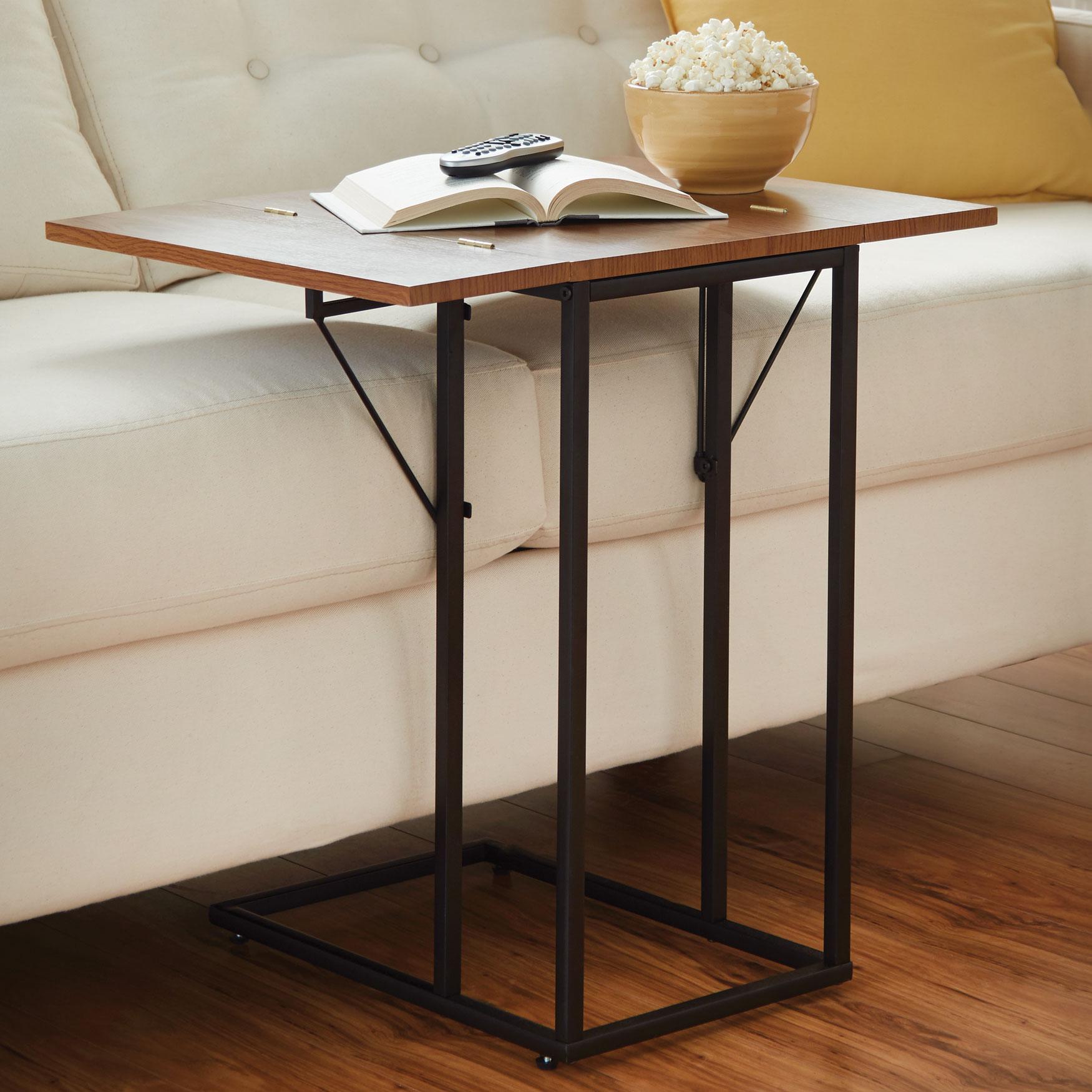 Folding Sofa Table   Furniture   Brylane Home