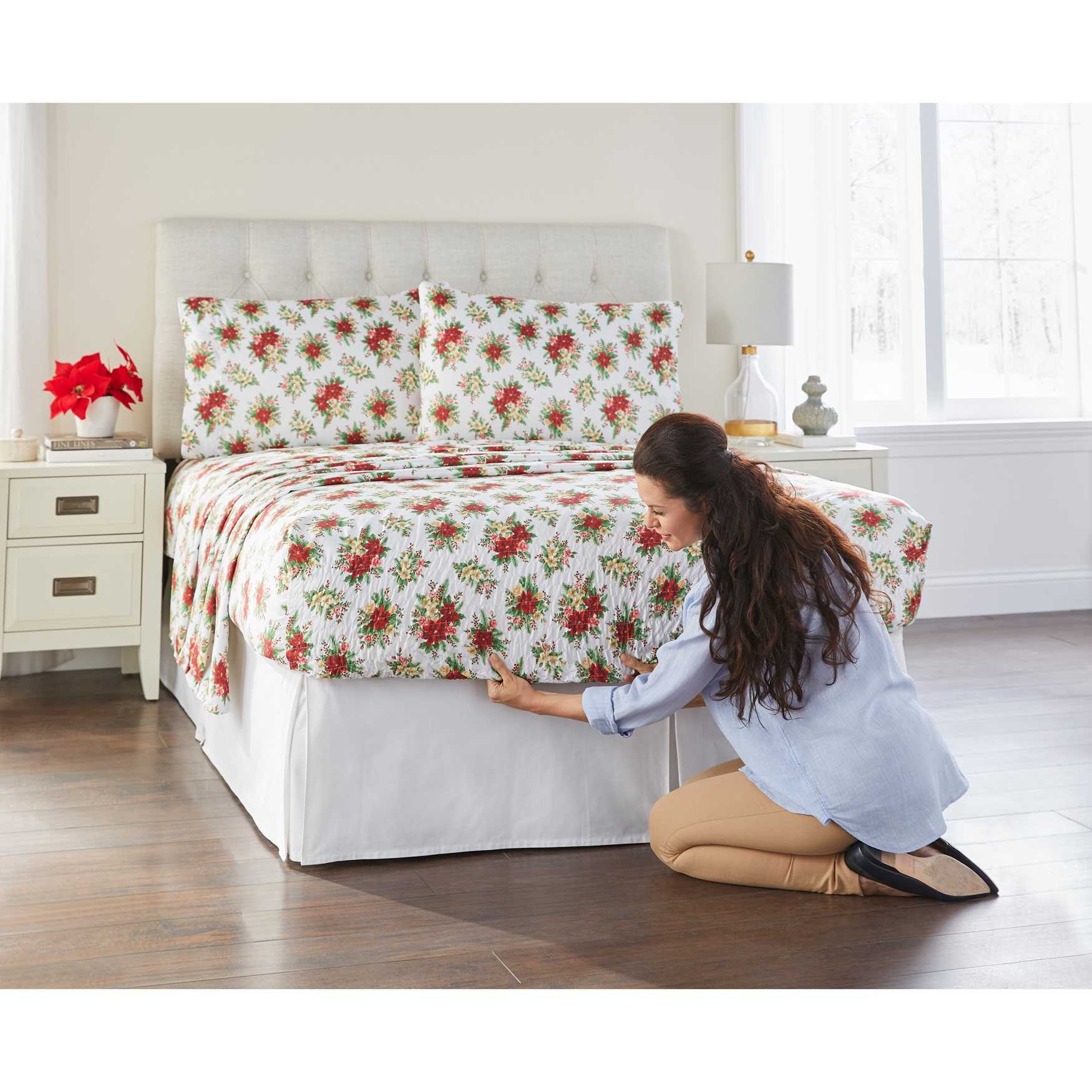 Bed Tite™ Holiday Sheet Set,