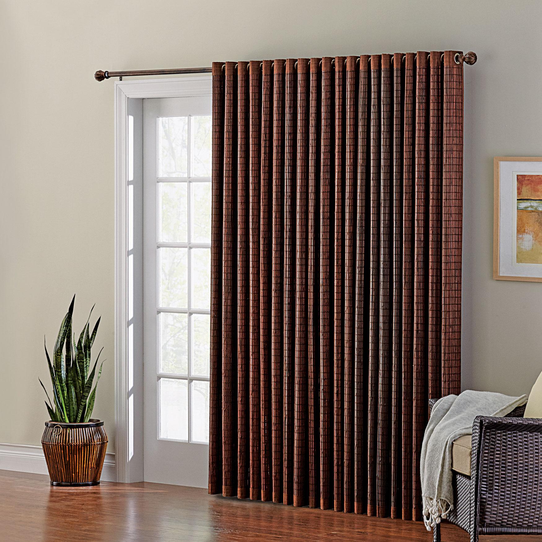Bamboo Grommet Panel
