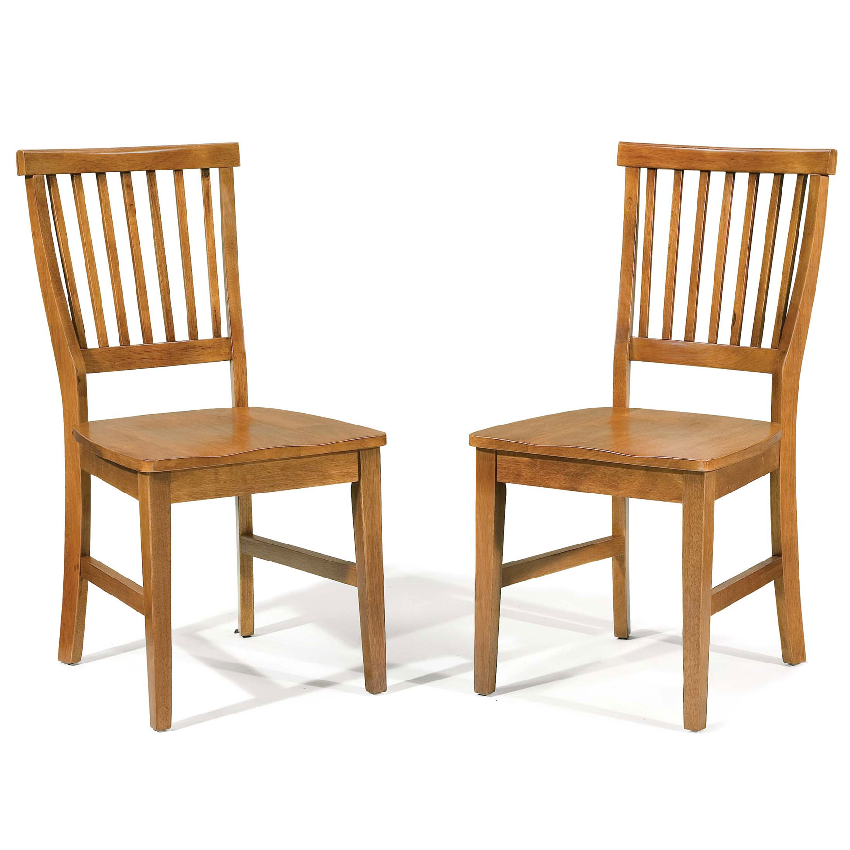 Dining Chairs, set of 2, OAK