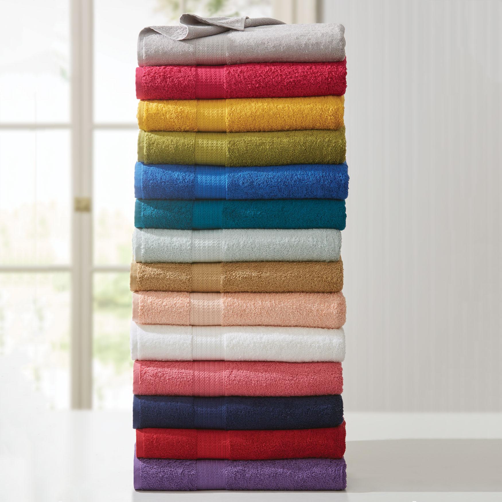Bath Sheets Oversized: BrylaneHome® Studio Oversized Cotton Bath Sheet Towel