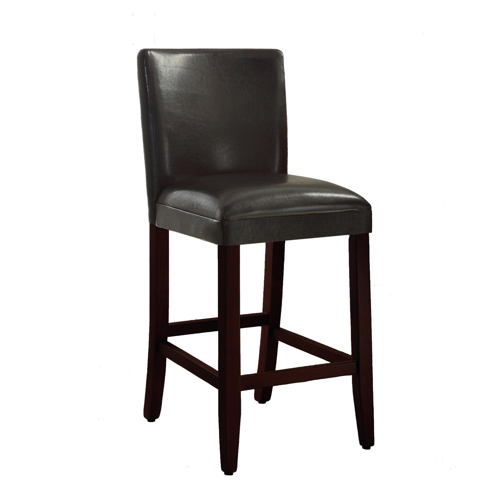 Deluxe Barstool by 4D Concepts, BLACK