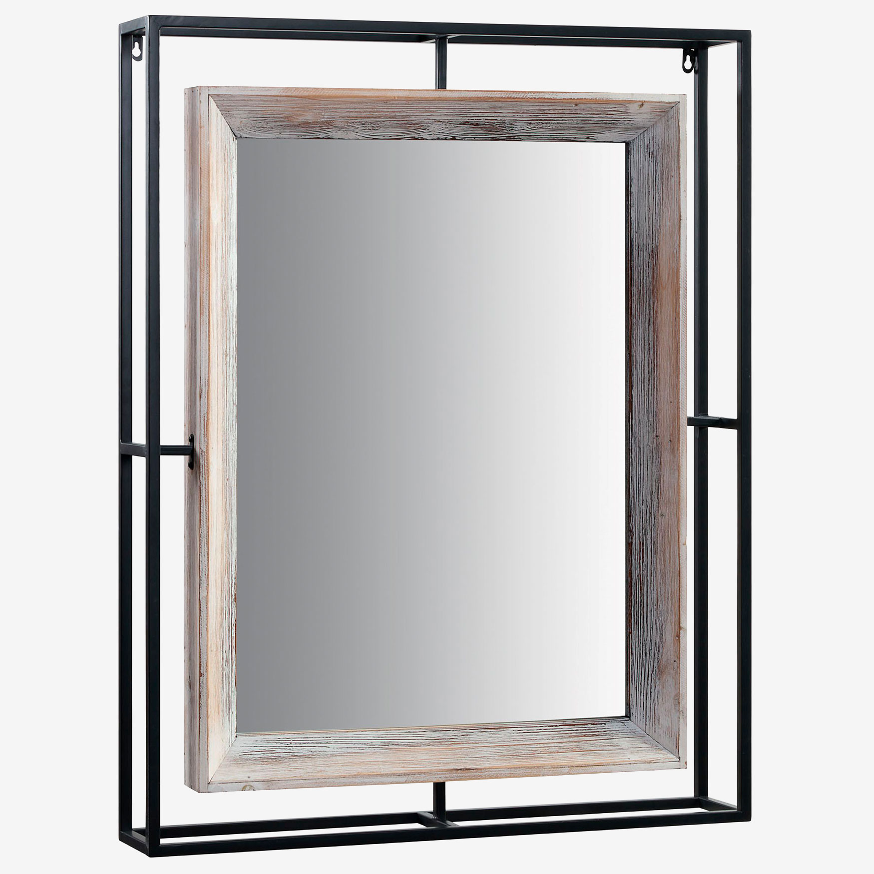 Alta Collection Mirror, WASHED FIR
