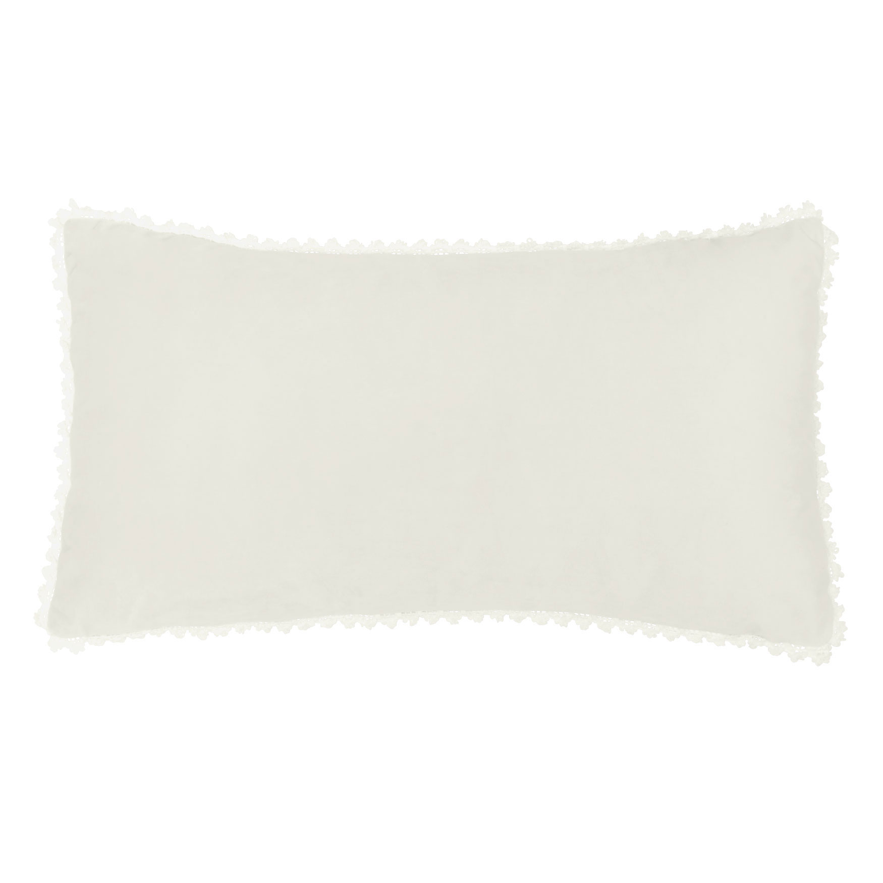 Midnight Stars Pillow, IVORY