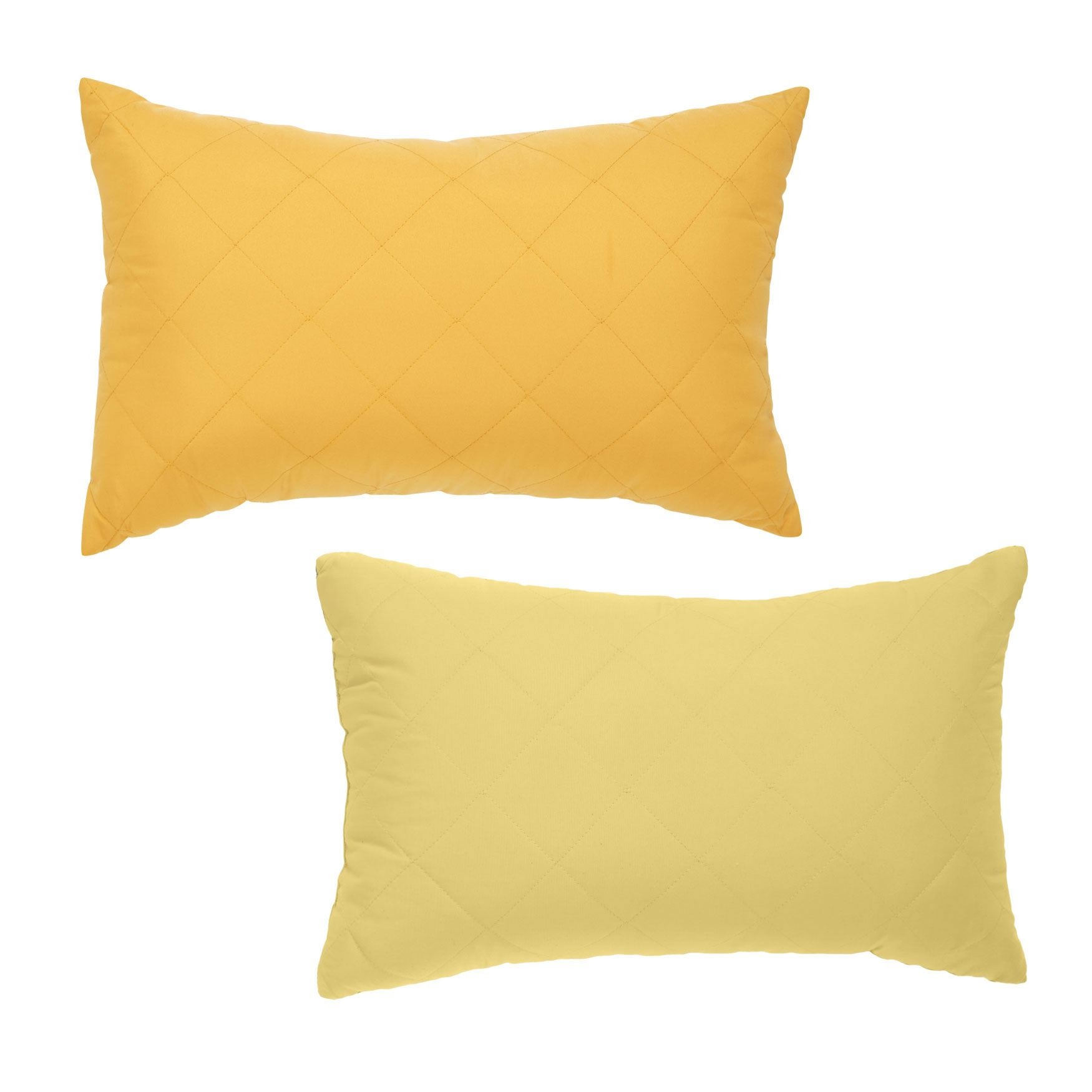 BrylaneHome® Studio Reversible Quilted Pillows,