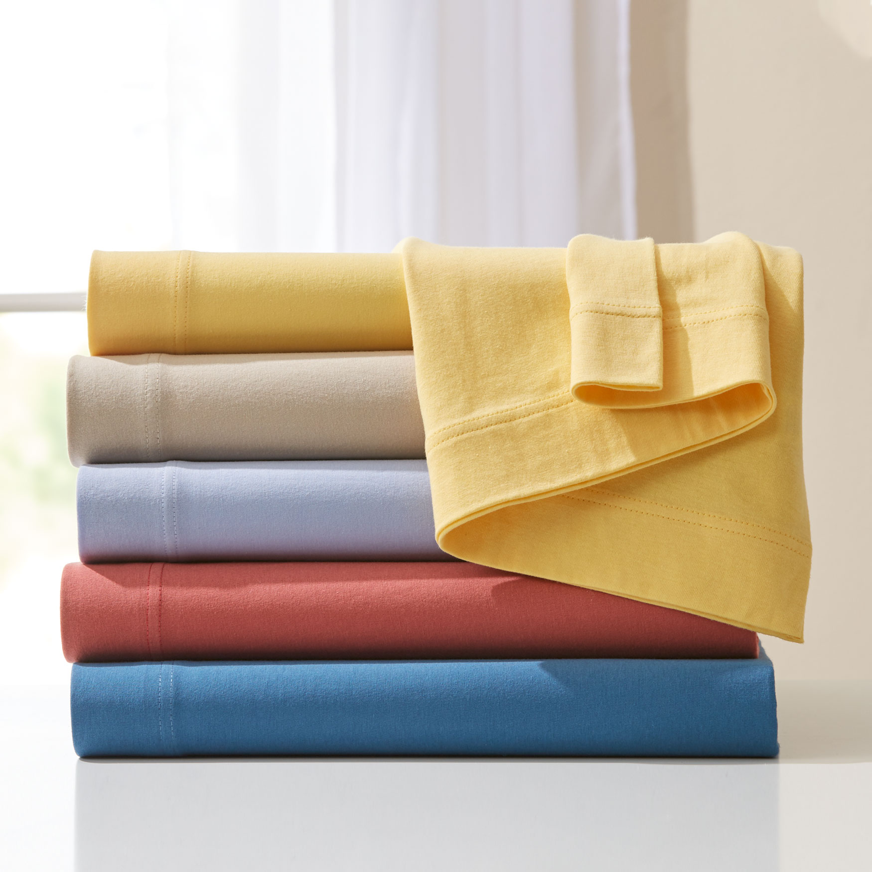 BH Studio Jersey Knit Sheet Set,