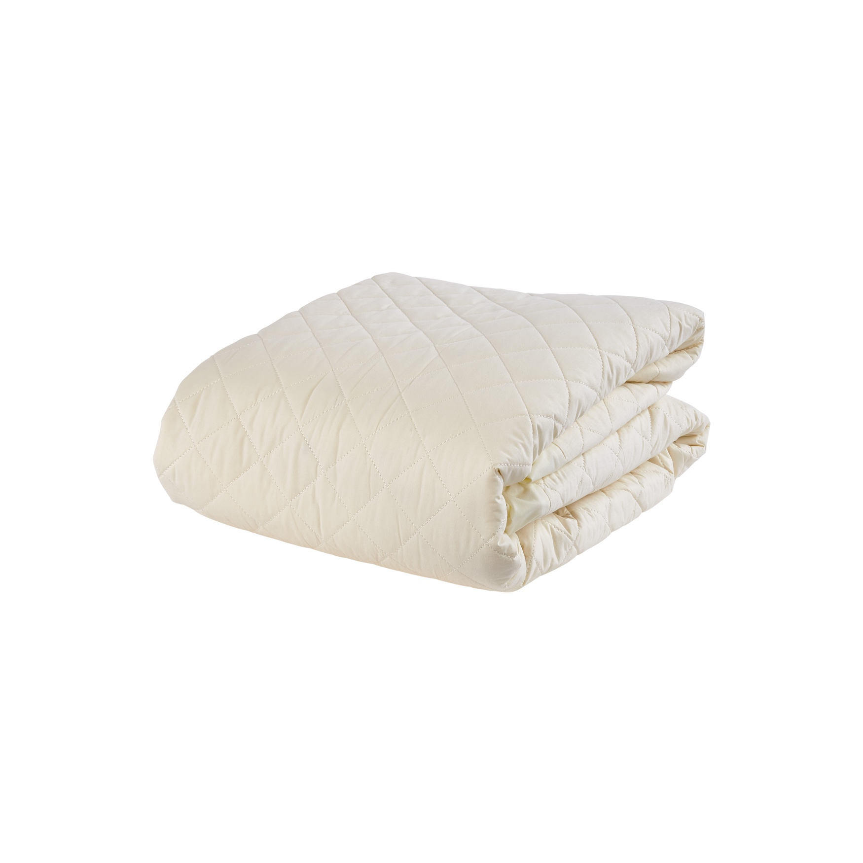 myProtector™ 2-in-1 washable natural wool mattress protector,