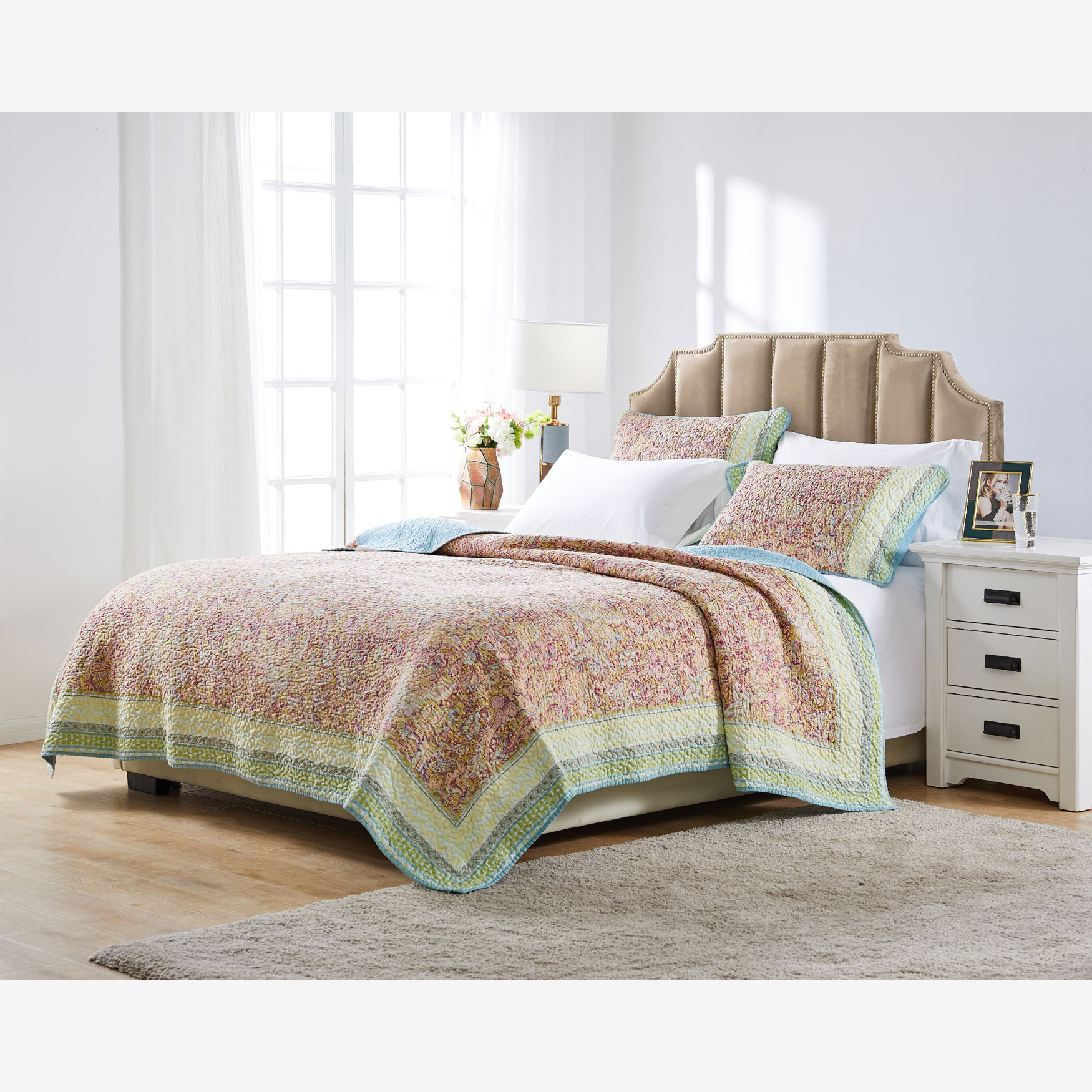 Palisades Bedspread Set by Barefoot Bungalow,
