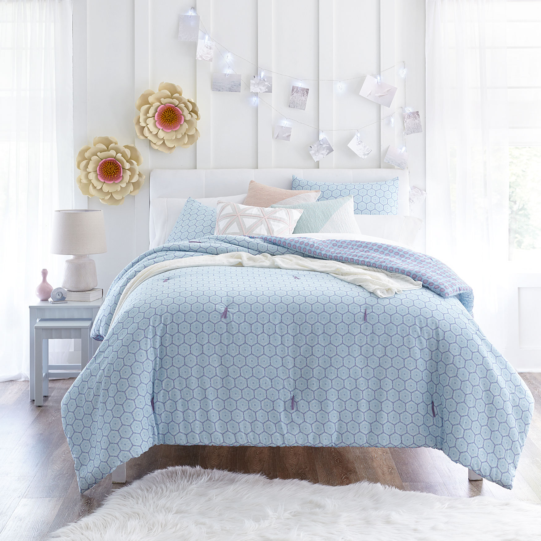 BH Studio® Polly French Knot Comforter,