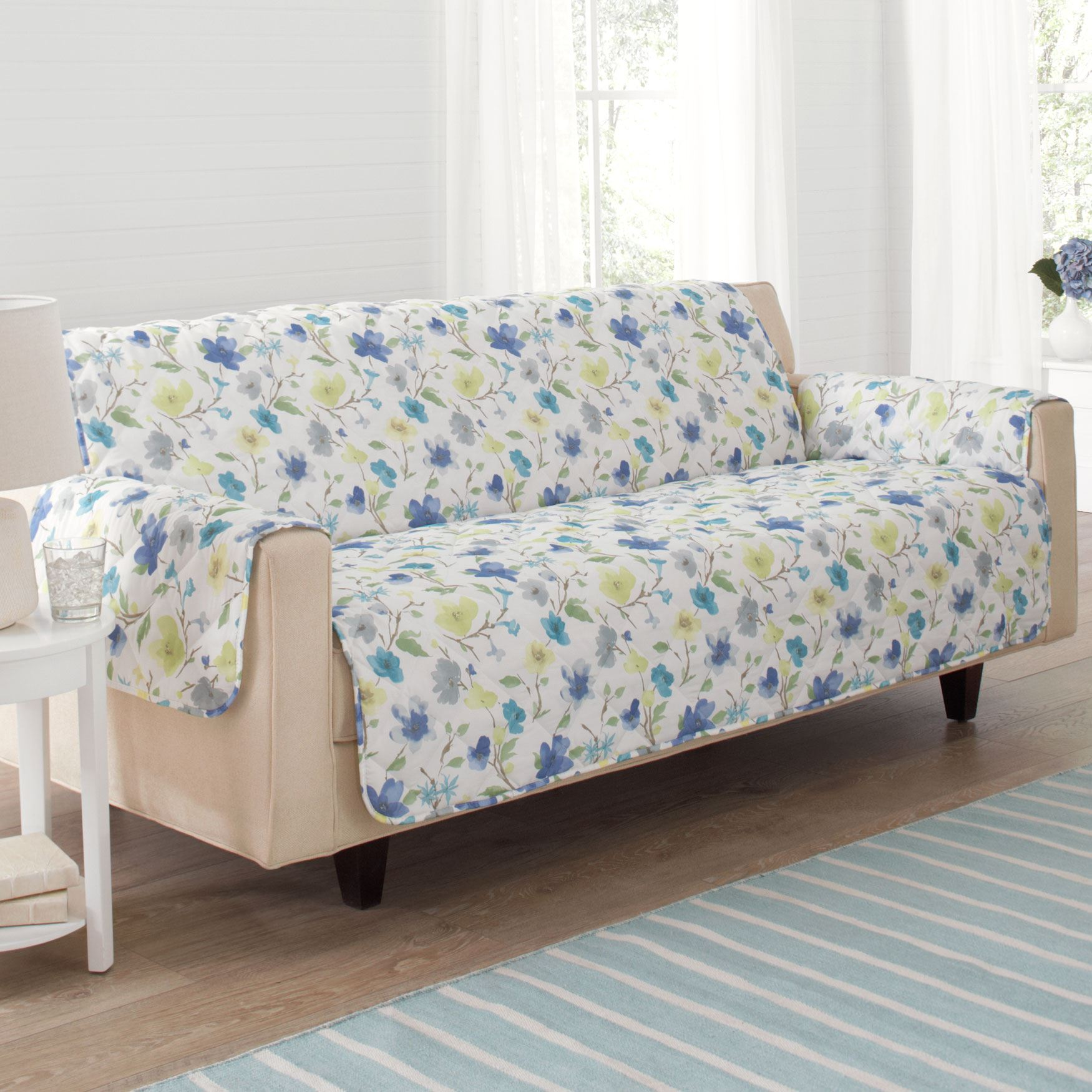 Springtime Sofa Protector Collection,