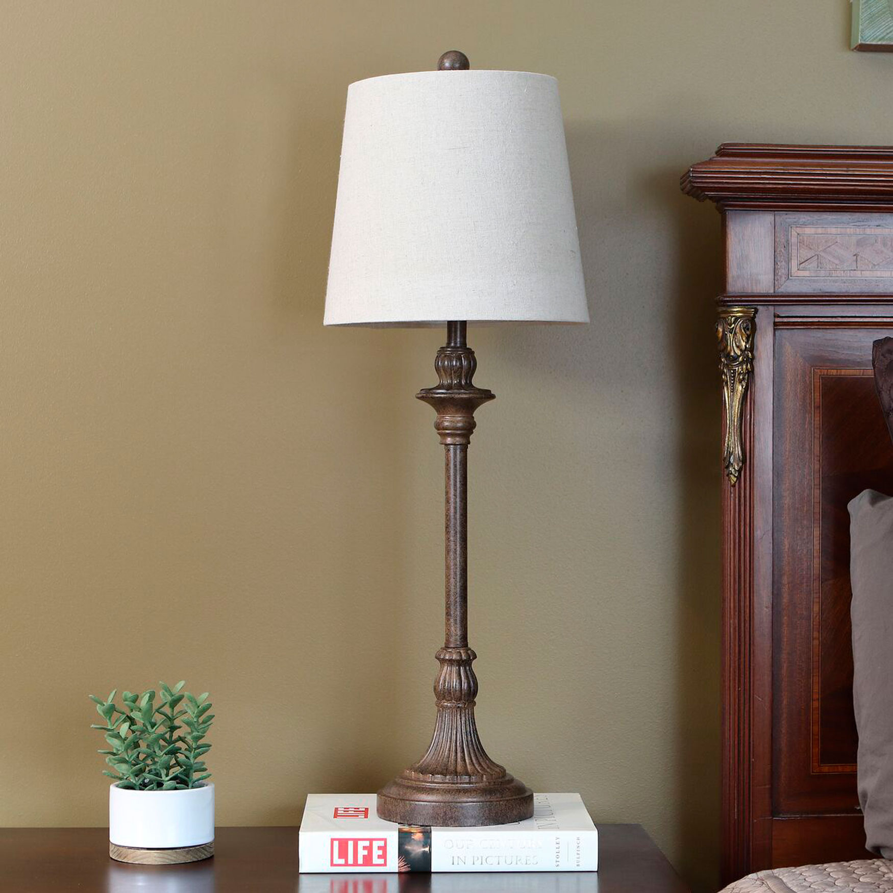 Leroy Buffet Lamp, NEUTRAL
