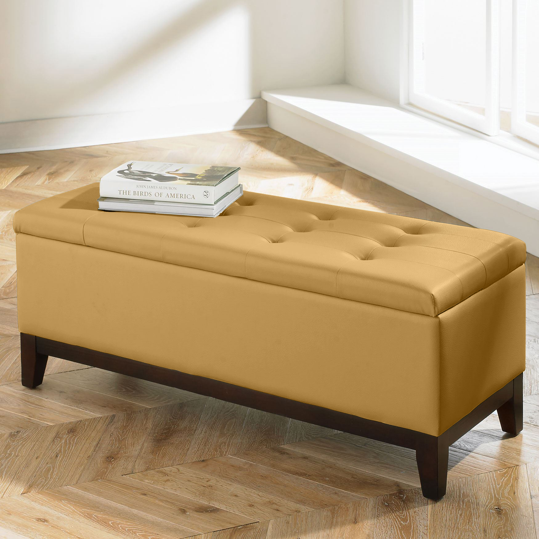 Penelope Bench, BUTTERSCOTCH