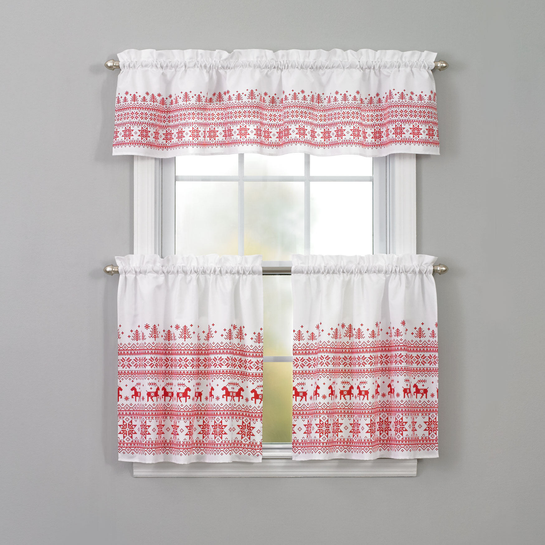 Holiday Valance,