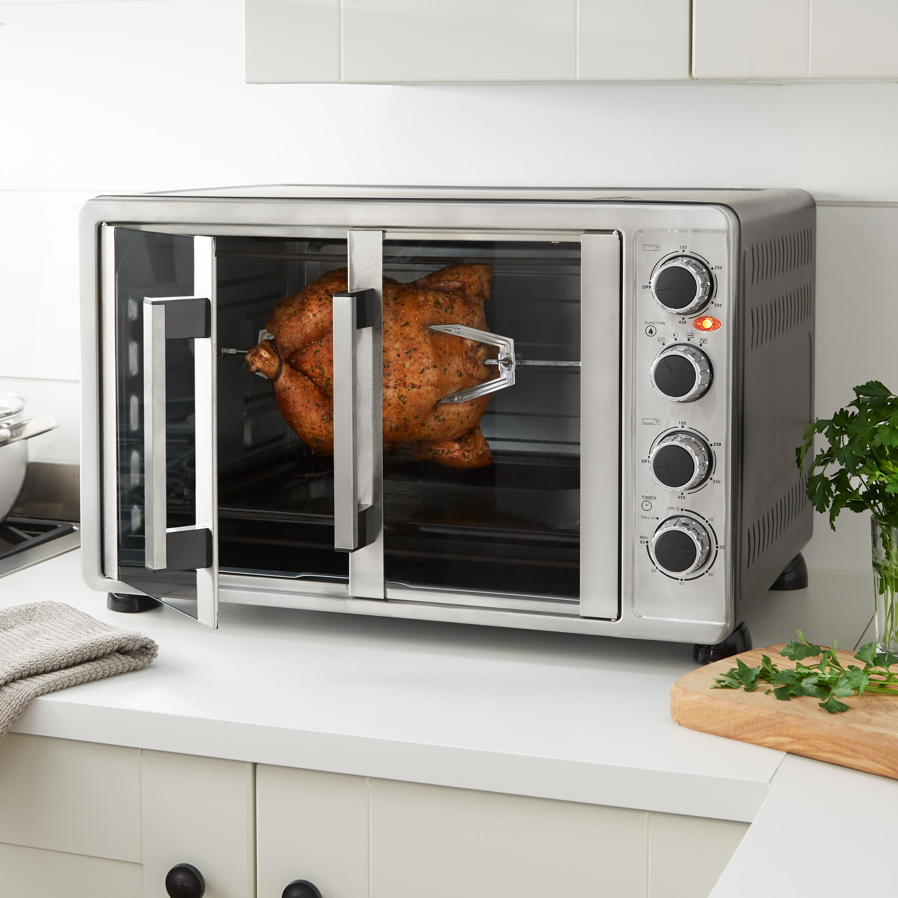 Convection Oven, STAINLESS