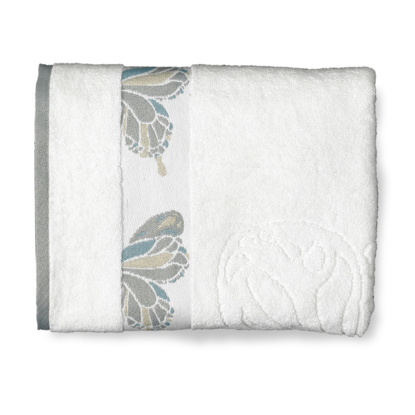 Butterfly Bath Towel,