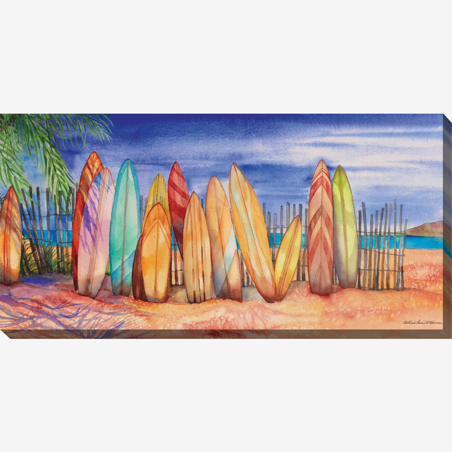 Surf's Up Wall Art, MULTI