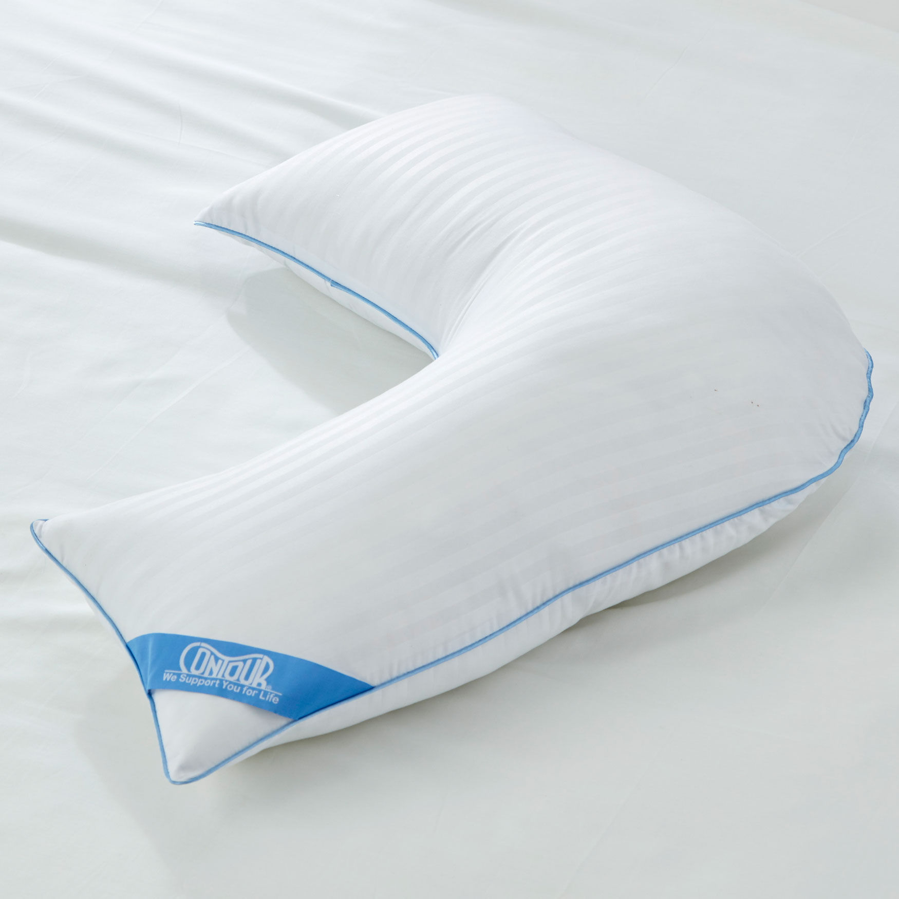 L-Pillow , WHITE