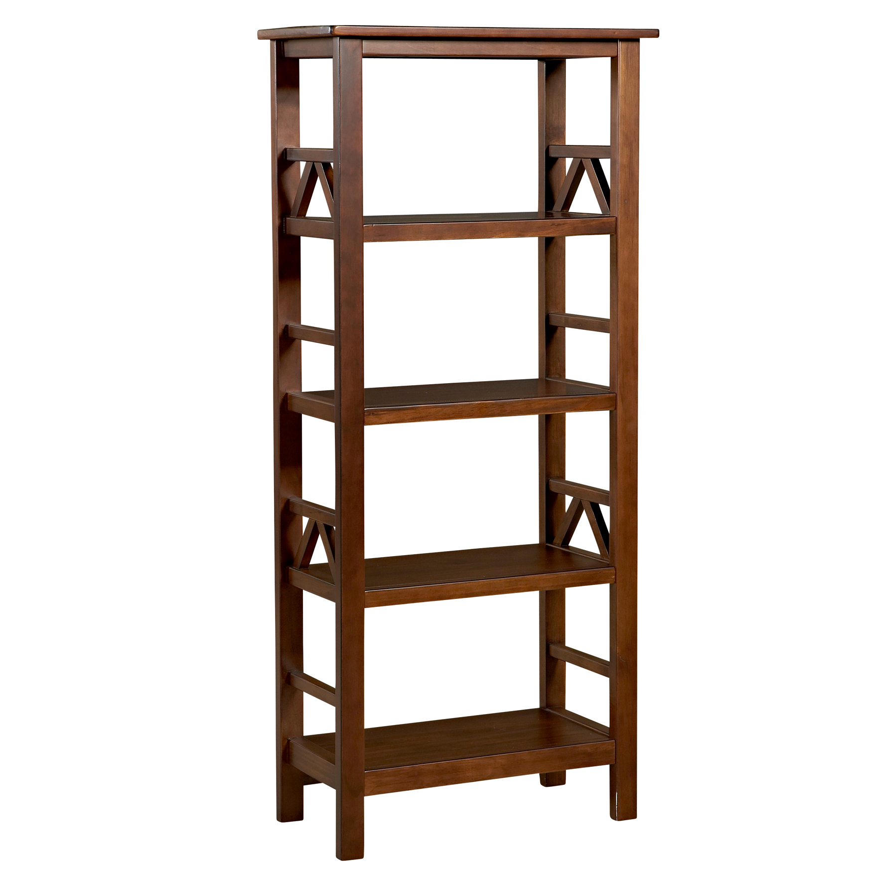 Titian Bookcase, ANTIQUE TOBACCO