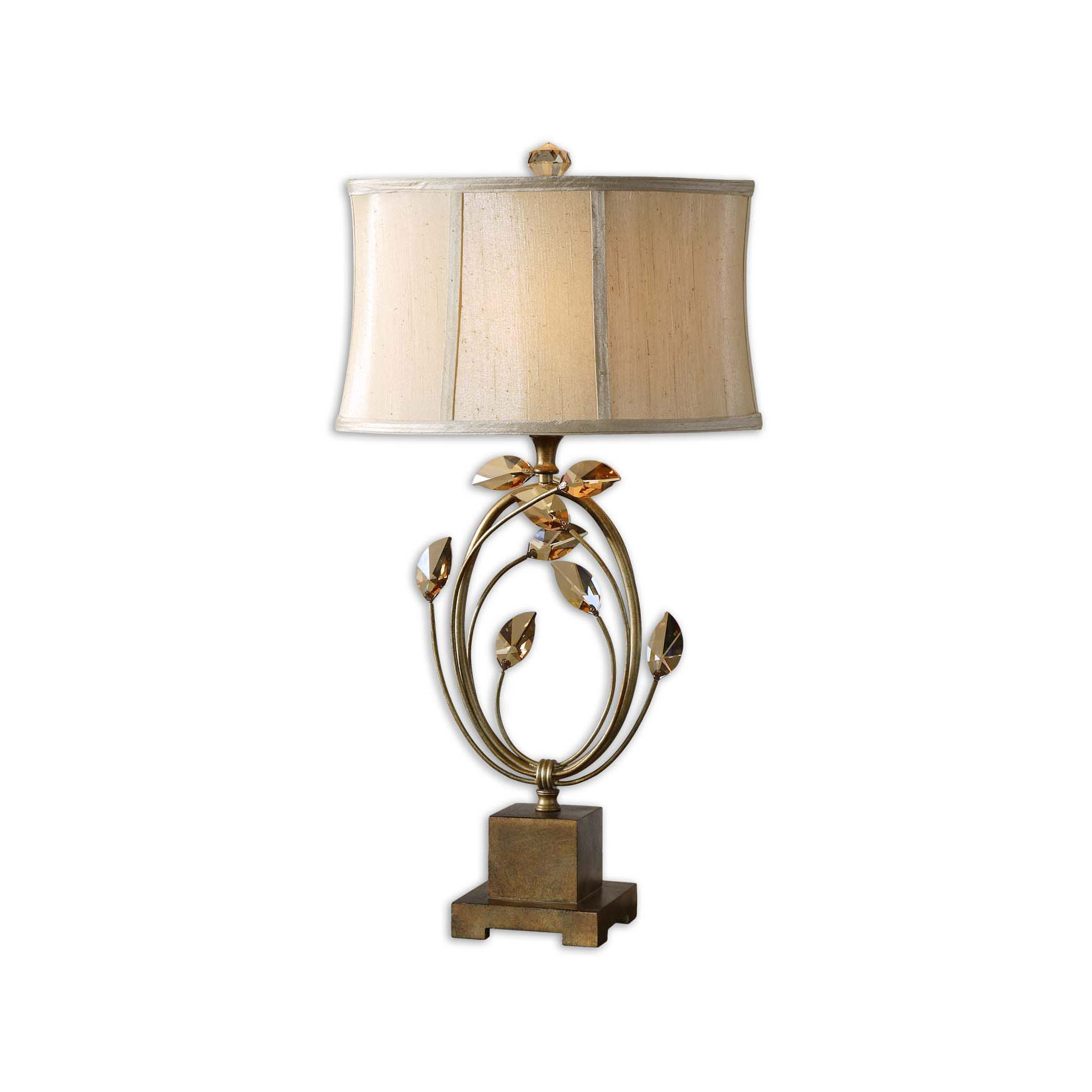 Alenya Gold Table Lamp, GOLD