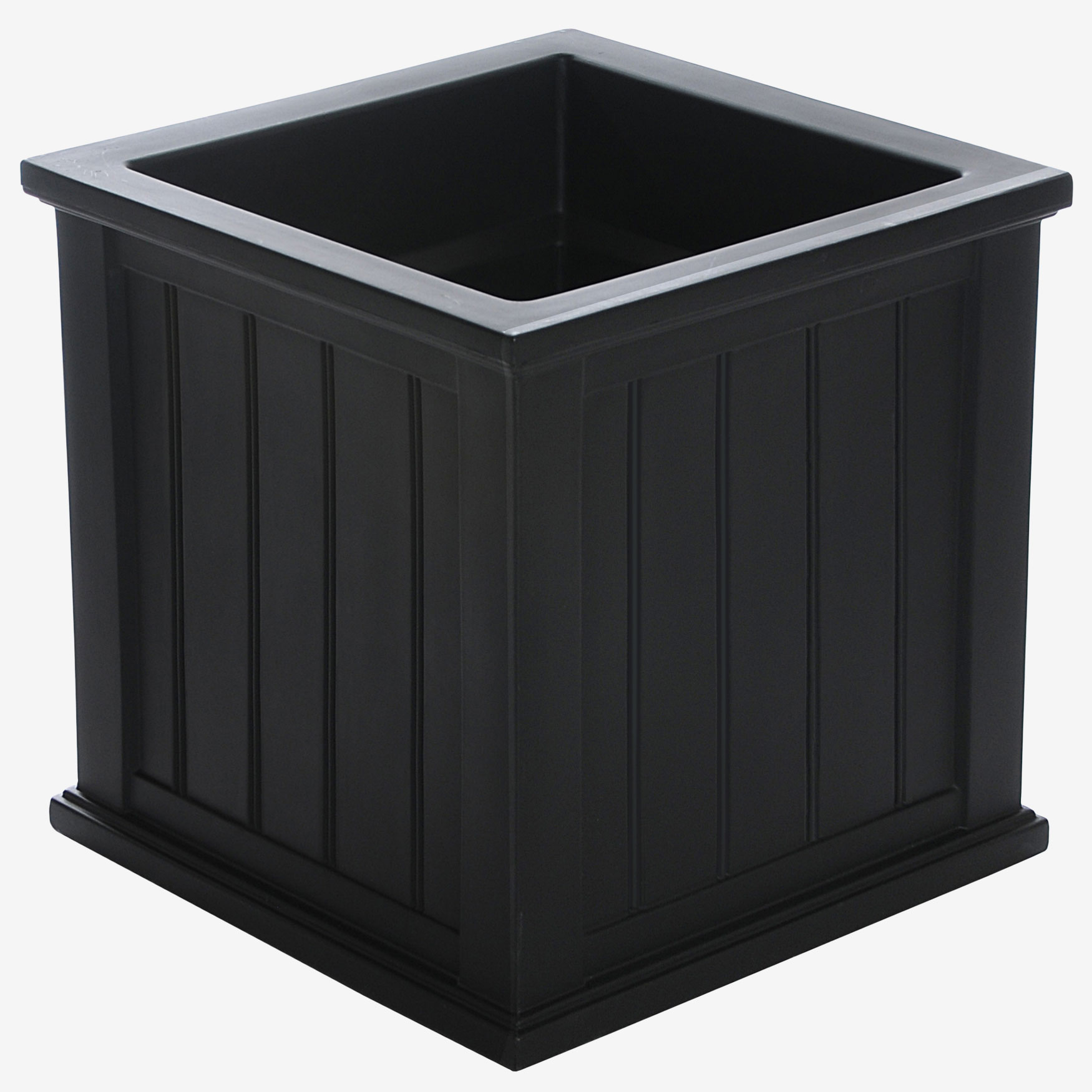 "Mayne® 20""Sq. Cape Cod Patio Planter,"