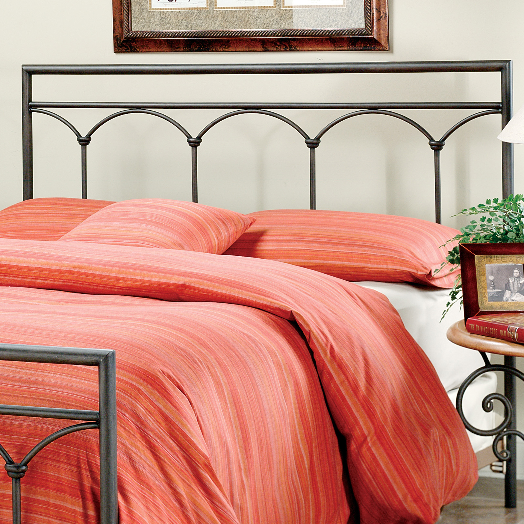 Mckenzie Headboard with Headboard Frame,